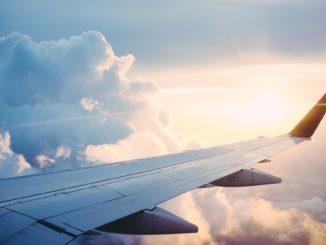 Plane High Altitudes