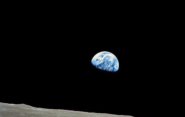 Earth Moon distance