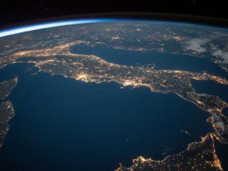 Largest Island Mediterranean